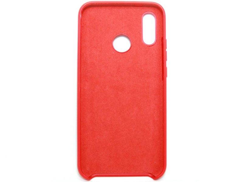 BP BUDAFCKNPEST design tok Huawei P20 Lite Piros