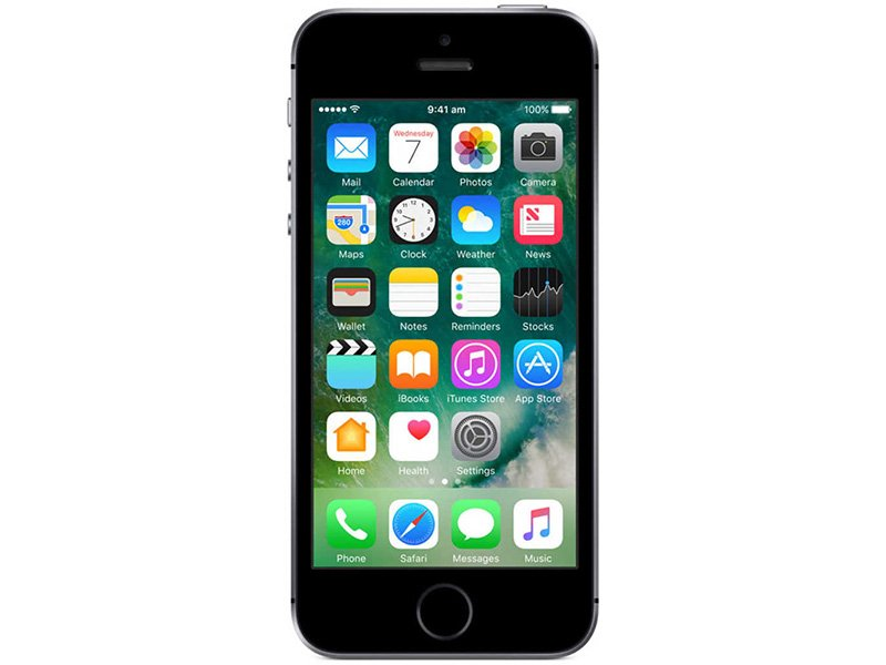 Apple iPhone SE 32GB (MP822CM/A) Asztroszürke