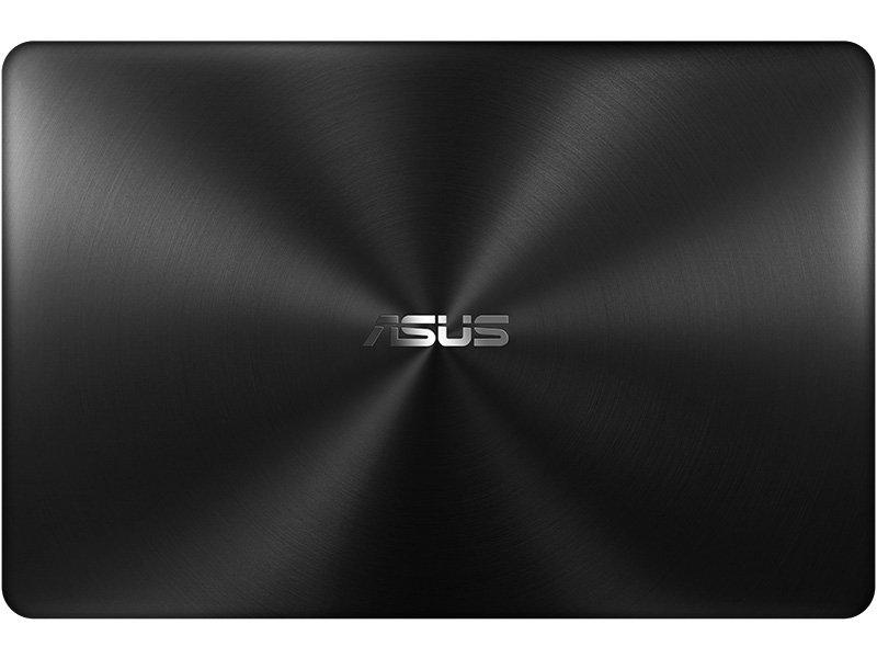 ASUS ZenBook Pro UX550VE (UX550VE-BN027T) fekete