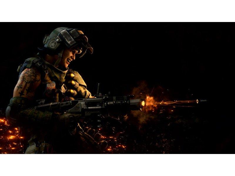 Call of Duty: Black Ops 4 (IIII) PS4