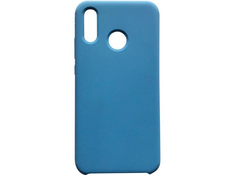Premium szilikon tok Huawei P20 Lite Kék