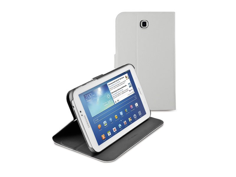"""Cellularline FOLIO tok Samsung Galaxy Tab3  7\"""" fehér"""