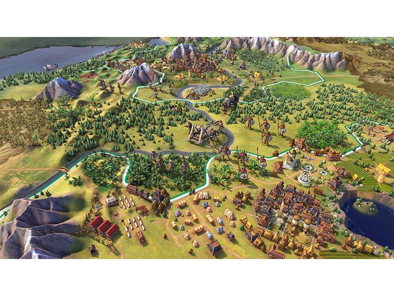 Sid Meier's Civilization VI PC