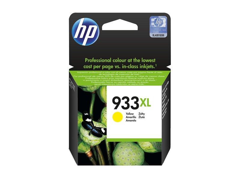 HP 933XL CN056AE patron sárga