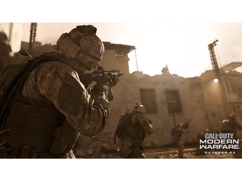 Call of Duty: Modern Warfare (2019) PS4