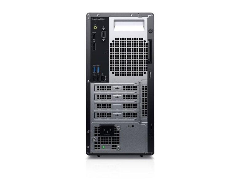 DELL Inspiron 3881 Mini Tower PC (3881I5UA1) fekete