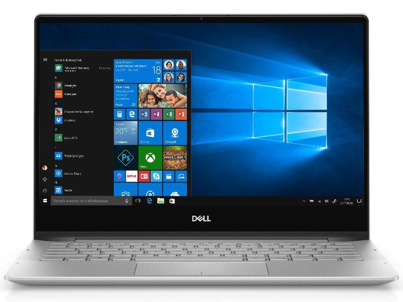 Dell Inspiron 13 7391 2in1 (7391FI7WA2) Ezüst