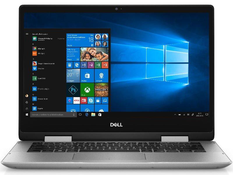 Dell Inspiron 14 5491 2in1 (5491FI5WA2) Ezüst