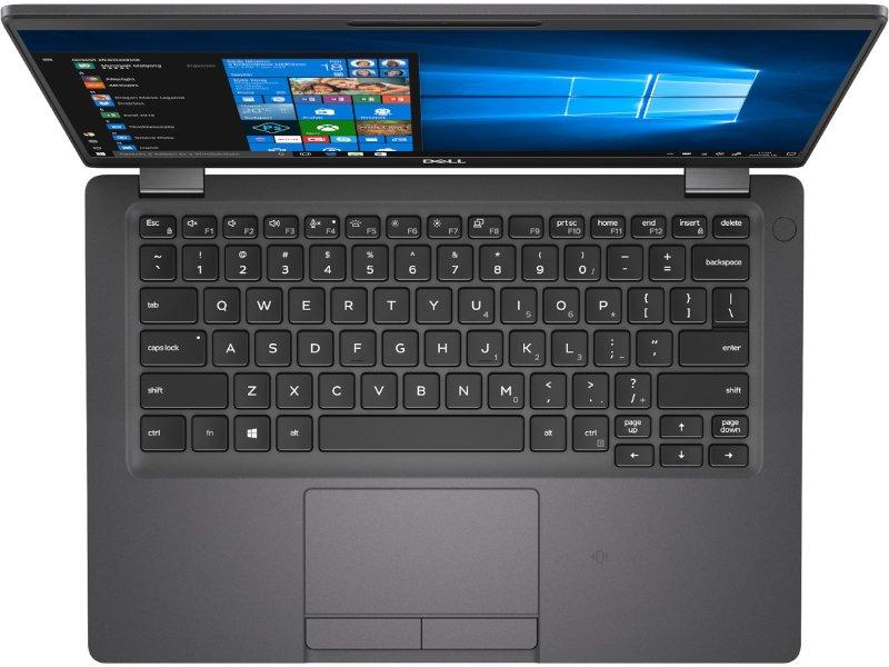 Dell Latitude 13 5300 (L5300-6) Fekete