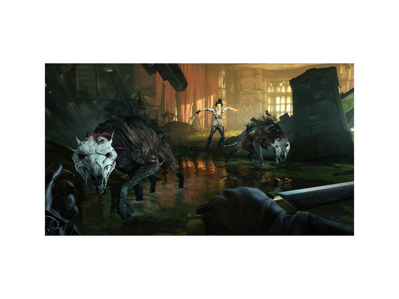 Dishonored: The Brigmore Witches DLC (PC) DIGITÁLIS