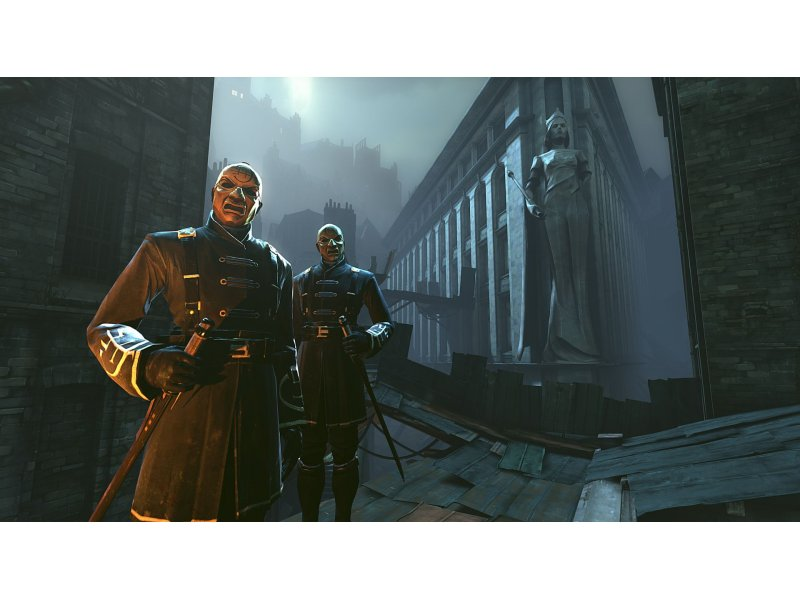Dishonored: The Knife of Dunwall DLC (PC) DIGITÁLIS