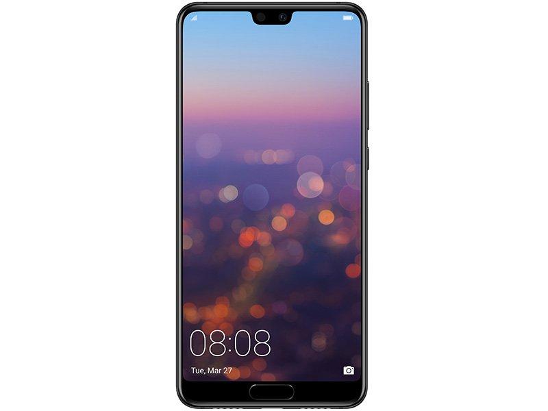Huawei P20 128GB Dual sim (51092EKC) Éjfekete