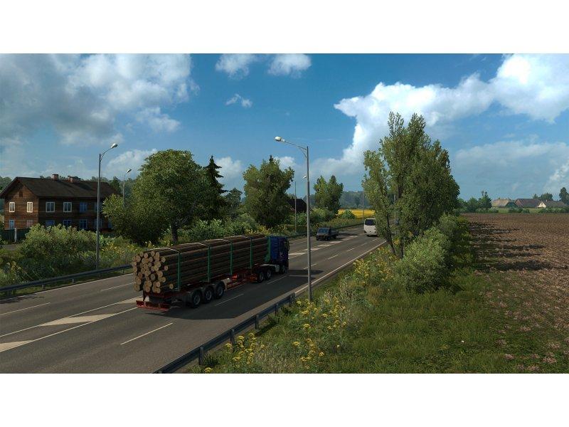 Euro Truck Simulator 2: Beyond the Baltic Sea (PC) DIGITÁLIS