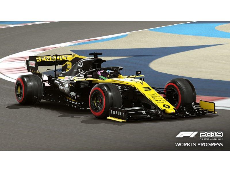 F1 2019 Anniversary Edition (PC) DIGITÁLIS