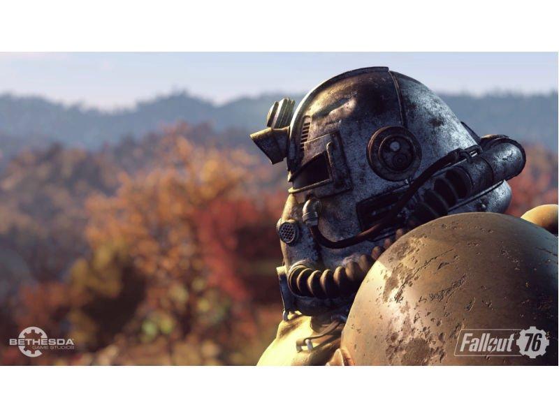 Xbox One X 1 TB Konzol Fallout 76 Robot White Special Edition csomag + 1 Xbox One kontroller + 3 hónap Xbox Live Gold