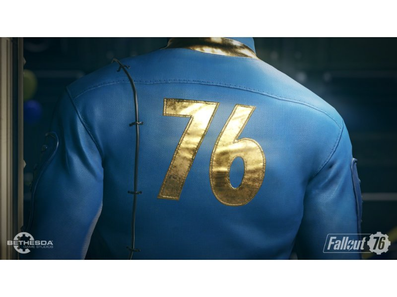 Xbox One X 1TB Konzol Fallout 76 Robot White Special Edition csomag