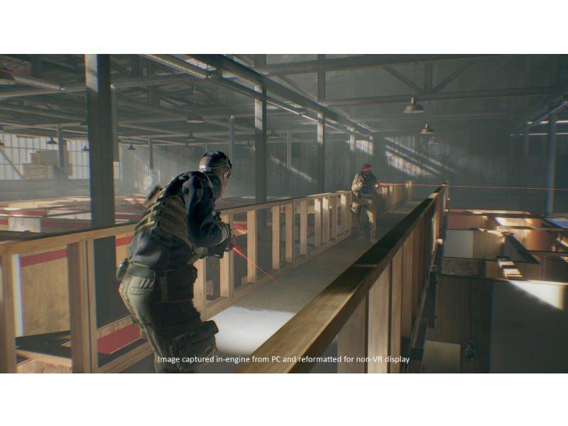 Firewall: Zero Hour VR PS4