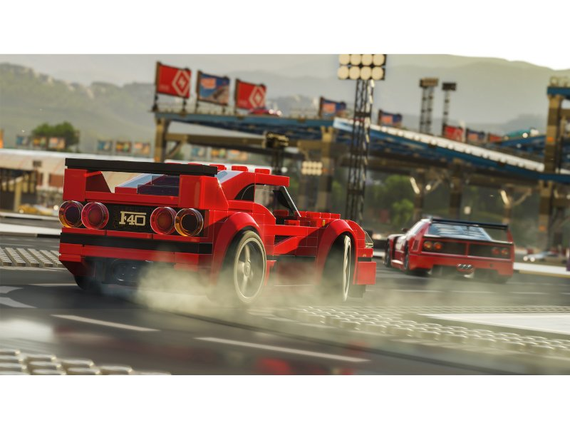 Xbox One S 1TB Forza Horizon 4 LEGO Speed Champions csomag