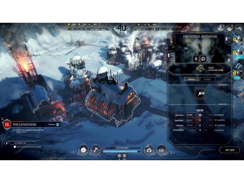 Frostpunk: Game of the Year Edition PC