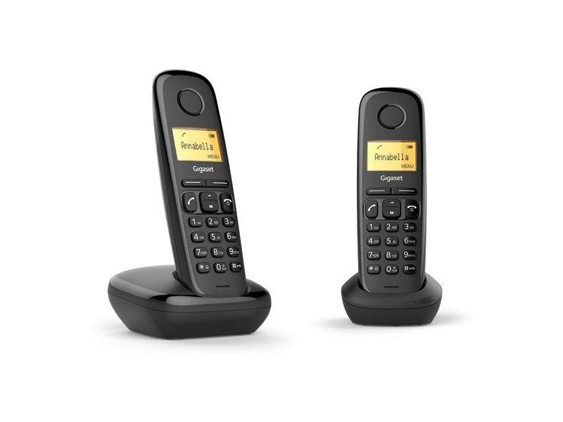 Gigaset ECO DECT A170DUO Vezeték Nélküli Telefon