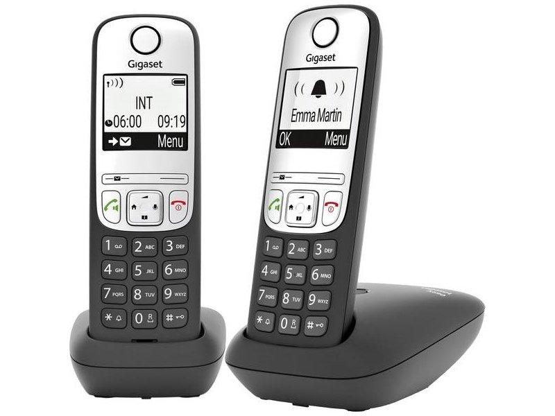 Gigaset ECO DECT A690DUO Vezeték Nélküli Telefon