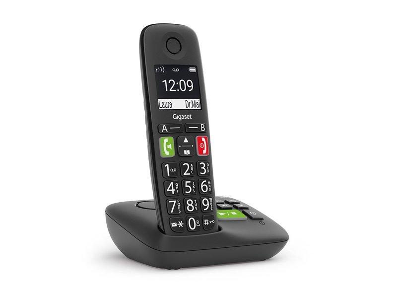 Gigaset ECO DECT E290A Vezeték Nélküli Telefon (S30852-H2921-S201)