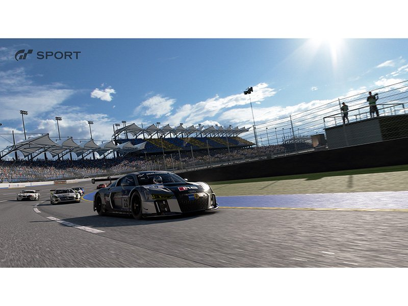 Gran Turismo Sport (PlayStation Hits) PS4