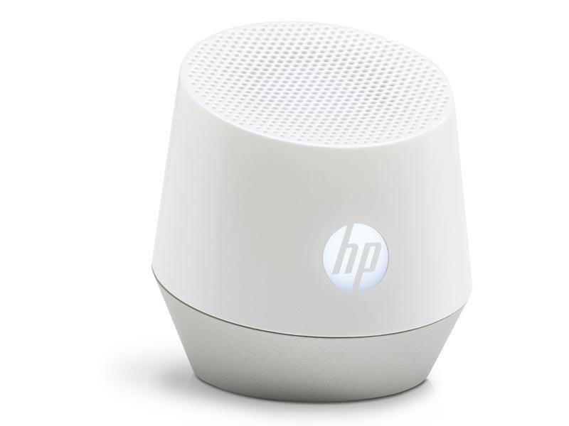 HP S4000 hordozható hangszóró, fehér (H5M96AA)