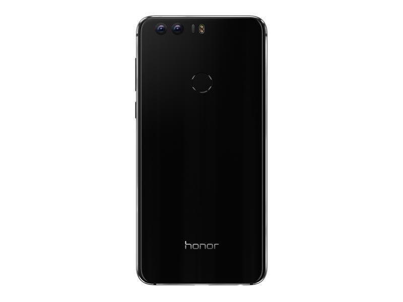 Honor 8 Dual Sim Fekete