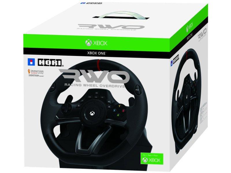 HORI RWO Racing Wheel Over Drive Xbox One kormány (XBO-012U)