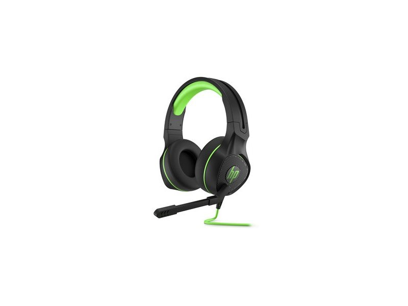 HP Pavilion Gaming 400 Headset (4BX31AA) Fekete-zöld