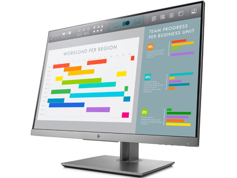 "HP 24"" EliteDisplay E243i LED Monitor (1FH49AA)"