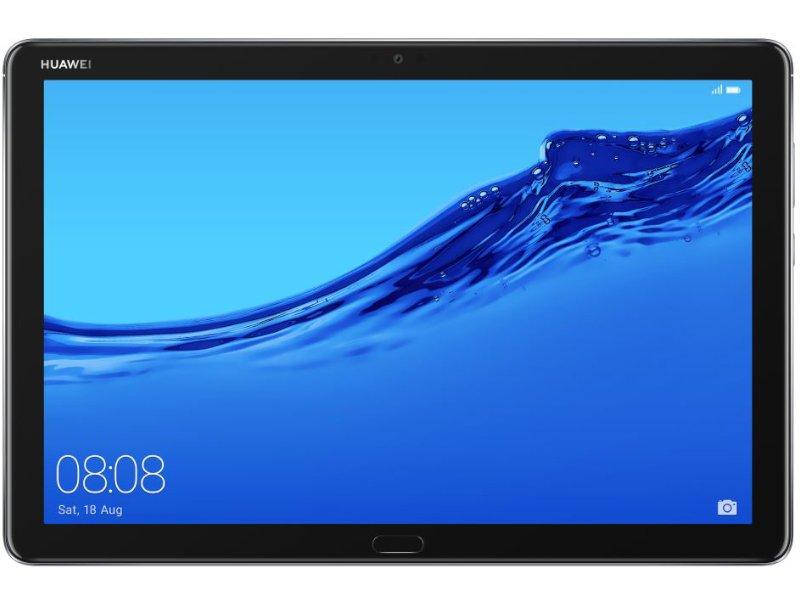 """Huawei MediaPad M5 Lite 10,1"""" WiFi 64GB (53010NMW) Ezüstszürke"""