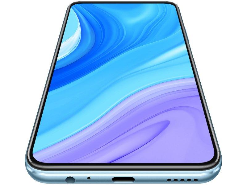 Huawei P Smart Pro DualSIM 128GB (51094UTT) Jégkristály Kék
