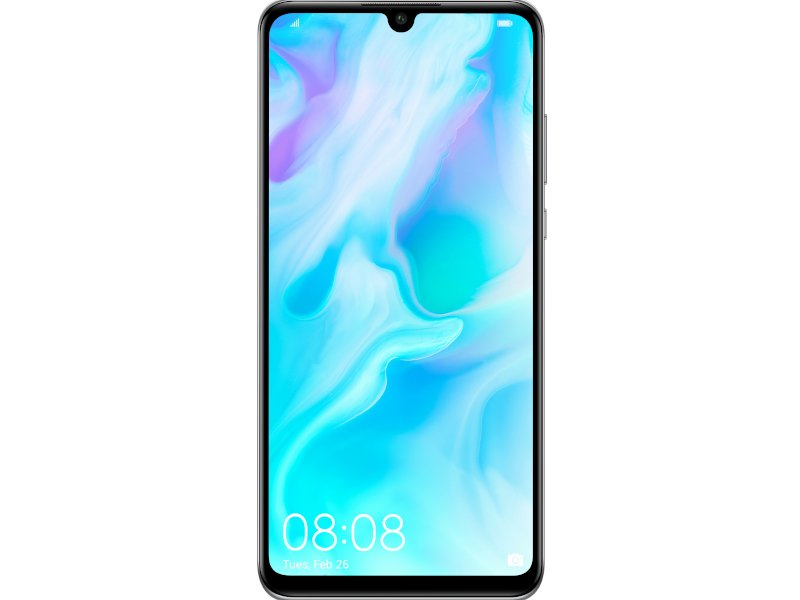 Huawei P30 Lite DualSim 128GB (51093NPR) Gyöngyház fehér
