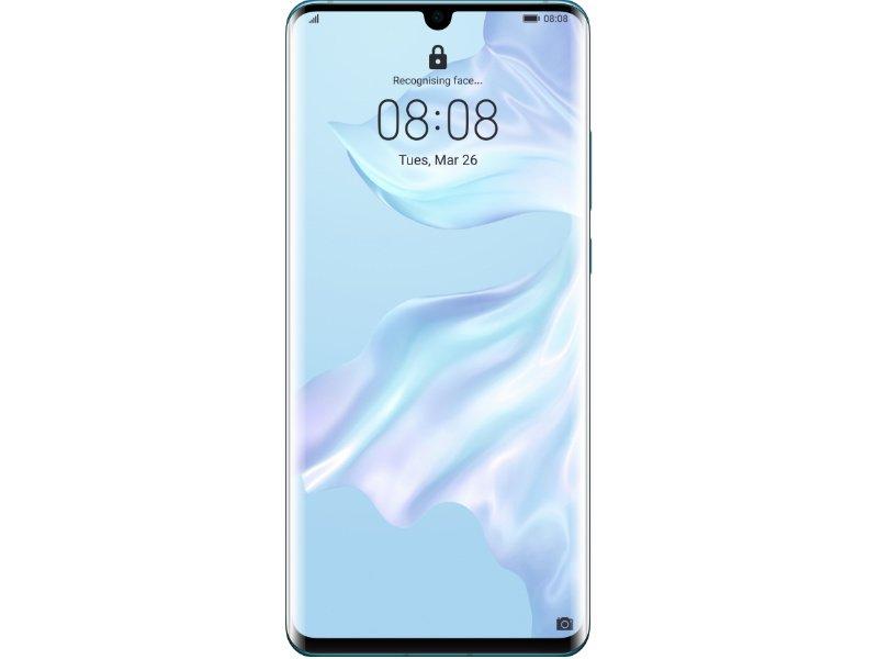 Huawei P30 Pro DualSIM 256 GB Jégkristály kék