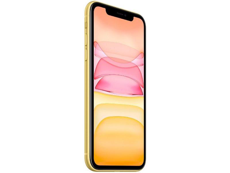 APPLE iPhone 11 64GB (MWLW2GH/A) Sárga