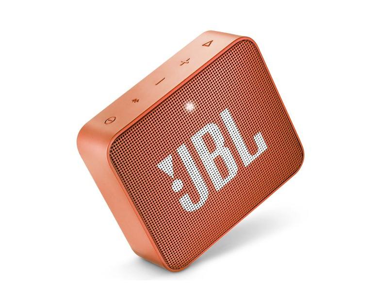 JBL GO 2 Bluetooth Hangszóró (JBLGO2ORG) Narancssárga