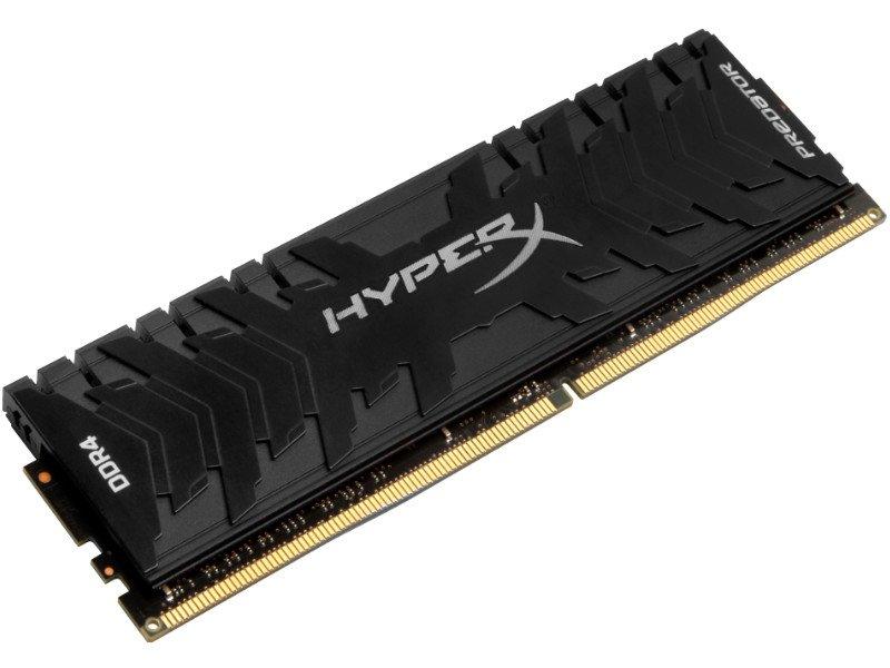 KINGSTON HyperX 8GB DDR4 2666MHz Predator (HX426C13PB3/8) Memória