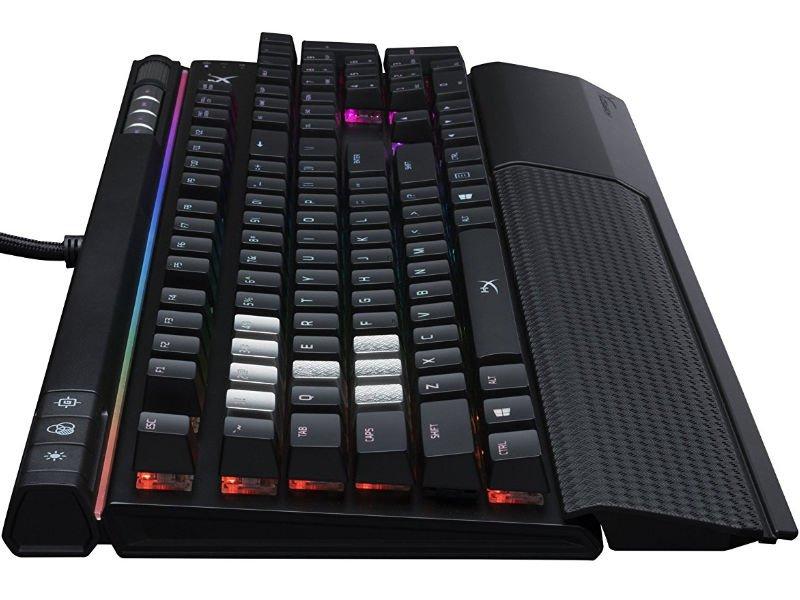 KINGSTON HyperX Alloy Elite RGB MX Brown Mechanikus Vezetékes Billentyűzet (HX-KB2BR2-US/R2)