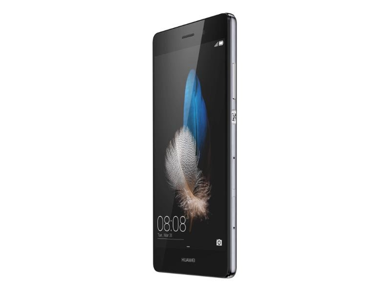 Huawei P8 Lite Dual fekete