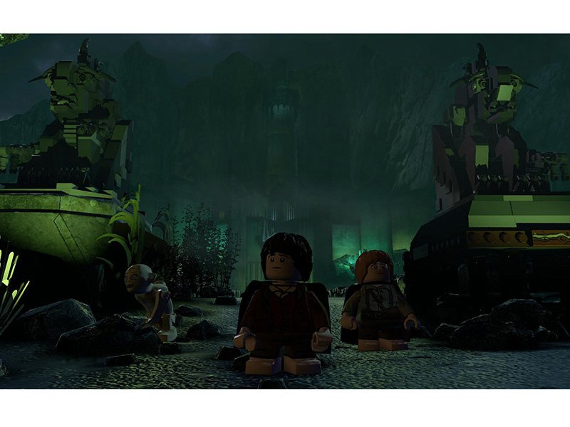 LEGO Lord of the Rings (PC) DIGITÁLIS