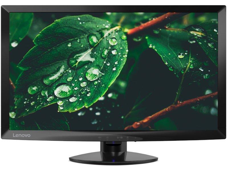 """Lenovo 23,6"""" D24-10 Monitor (65E2KAC1EU) Fekete"""