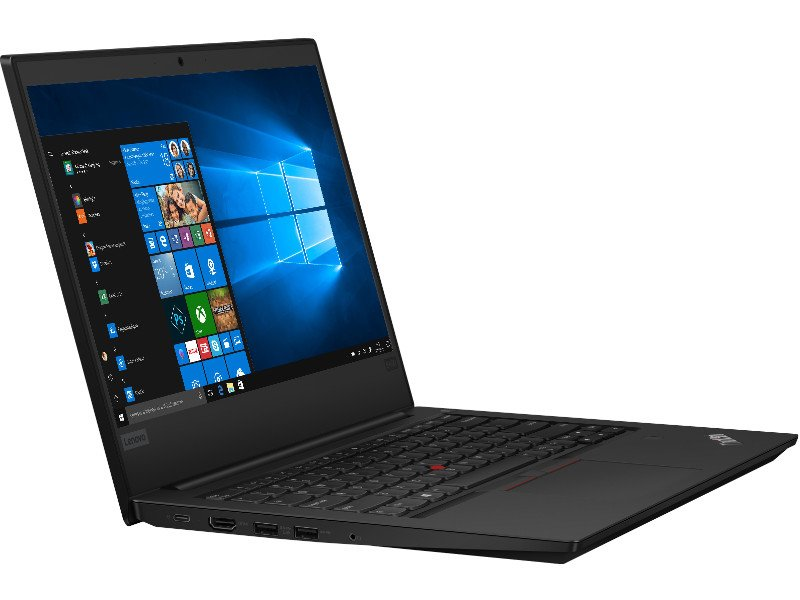 Lenovo ThinkPad E490 (20N8007UHV) Fekete