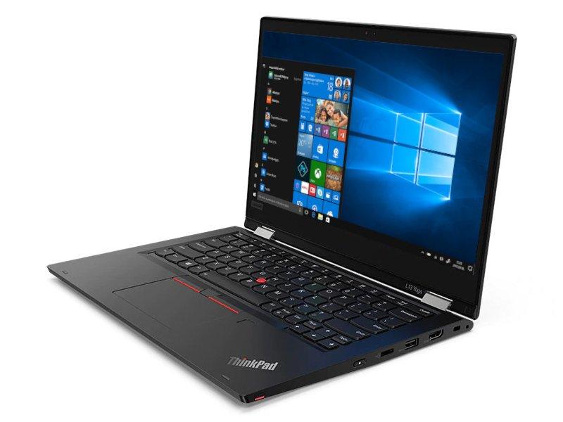 LENOVO ThinkPad L13 Yoga (20R5000FHV) Fekete