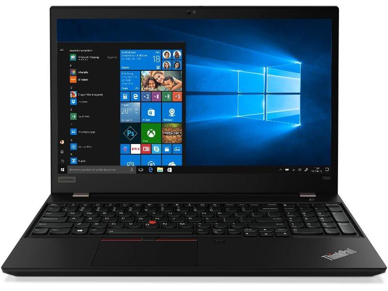 LENOVO ThinkPad T590 (20N4000KHV) Fekete