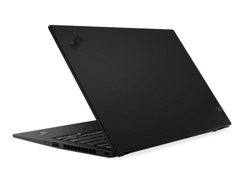 LENOVO ThinkPad X1 Carbon 7 (20QD0037HV) Fekete
