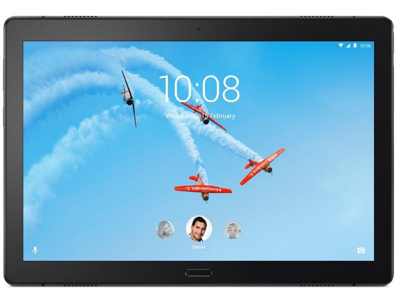 LENOVO Tab P10 TB4-X705F 64GB Wi-Fi (ZA440062BG) Fekete