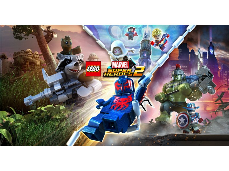 LEGO Marvel Super Heroes 2 Deluxe Edition (PC) DIGITÁLIS