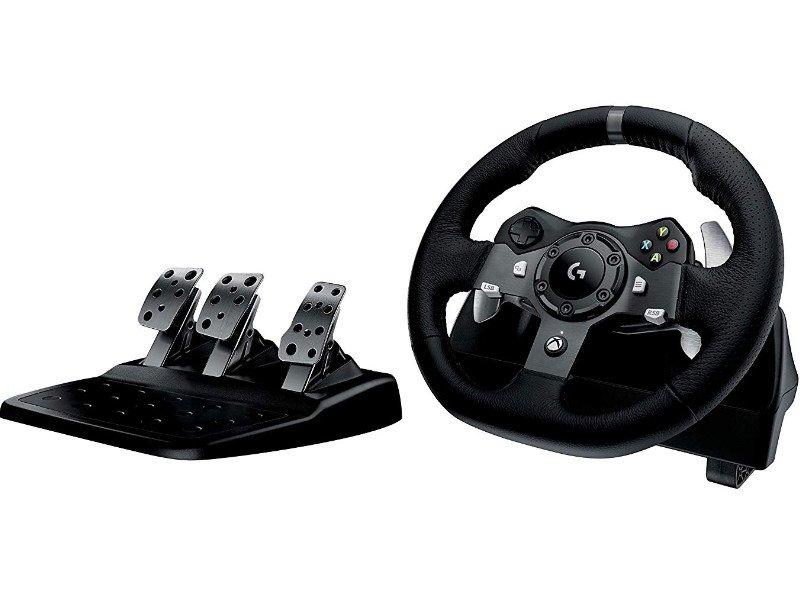 Logitech G920 Játékvezérlő Kormány PC/Xbox One (941-000123)